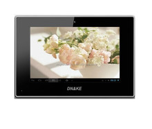 """New product- Android Video door phone with 7"""" inch touch screen"""