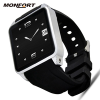 new design product HD touch screen android wifi Bluetooth smart low cost watch mobile phone