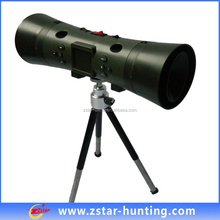 hunting bird speaker with 200 bird sounds and a portable ourdoor camouflague bag