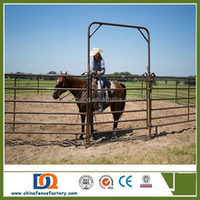 Portable Horse Fence Panel to Make Round Pens