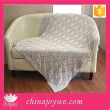 Funky Decorative Sofa Blanket Throws, Acrylic TV Sofa Throws