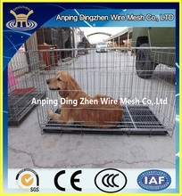 Cut-Throat Orices !! 2015 China Best Selling Cheap Iron Dog Cage Prices