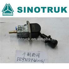 Truck Hand Brake Valve for HOWO CNHTC Sinotruk