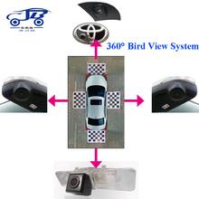 CJB-360B 360 view car camera system 1080p full hd car dvr