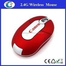 Wholesale Price Fashion Mini Computer Wireless Mouse Wiht Custom Logo