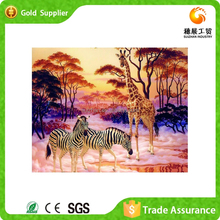 With more than 10 years manufacturer exprience factory supply new design wall decoration diy diamond painting crystal