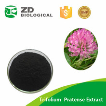 Red clover for Cow feed additive
