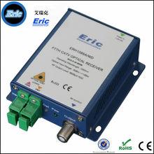 Eric FTTH Mini CATV WDM Fiber Optical Receiver/FTTH Fiber Optic Cable Node