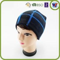Latest Design Comfortable crochet rasta jamaica beanie hat