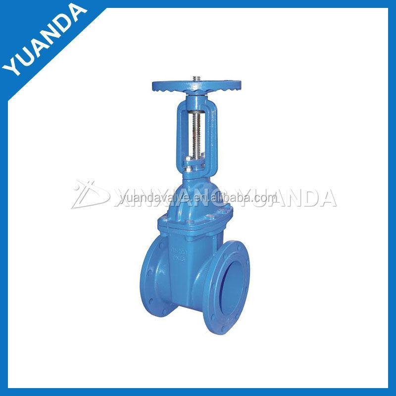 Cuniform rising stem gate valve gate valve Ductile Iron