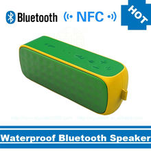 portable wireless outdoor handfree NFC mini bluetooth speakers for cellphone
