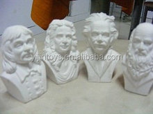 collecting figure,The historical figures collected statue of characters,vinyl pvc disign figure