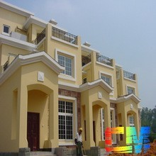 Building material house wall coatings exterior textured