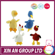YPE0/ASTM/SENEX Cute and special style stuffed animal plush chicken family toy
