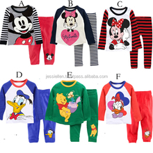 Baby boys and girls 100% Cotton Pajamas sleeping wear