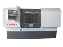 Advanced level CK6166A cnc machine special for car or truck