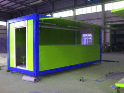 luxury Newest construction site container bars for sale