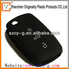 High quality silicone remote key case for Volkswagen