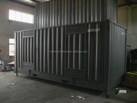 20' DG & Chemical Storage, Bunded Floor
