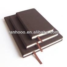 Top Quality Cheap Custom Pu Leather Notebook,Fashionable Pu Leather Diary,Custom Leather Note book