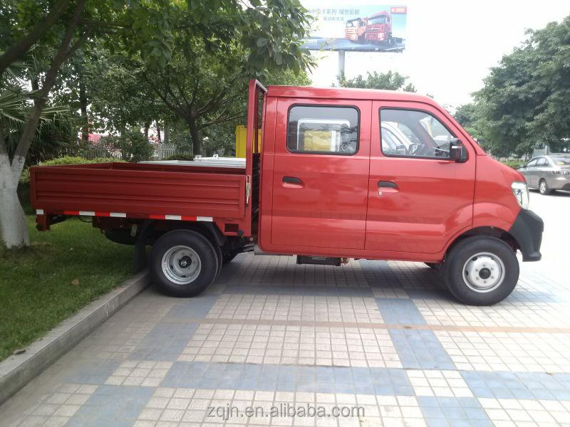 China HOWO 1-1.5ton Single Cabin 4*2 Lorry Trucks/Mini