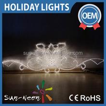 Holiday Time Christmas 2d Motif Light Led Street Light Motif