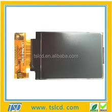 small size 1.77 tft with 2 LEDS in serial SPI interface