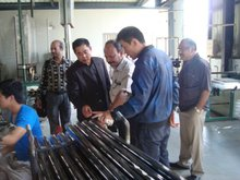 China All glass evacuated tubs of solar collector 58*47/1800mm