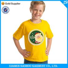 Fashion Cute Design Children T-Shirt For Promotion