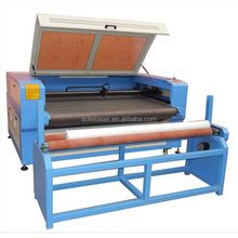 Delivery Free 80W 1610 / 1612 laser for disposable surgical clothes cutting of laser cut machine price