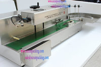 pet bottle sealing machine for bottle with mutiple functions