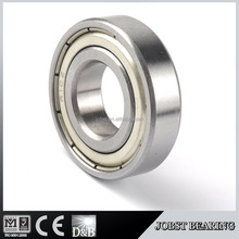 China suppliers R10Z deep groove ball bearing sizes 15.875*34.925*8.73 mm inch bearing