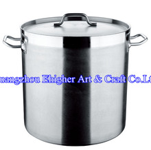 1001 Stainless Steel Hot Steamer And Cooking Pot With Lid