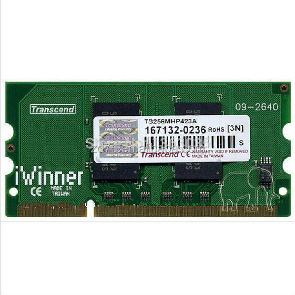 Used- Copier FS-1100 DDR2 256MB Ram Memory