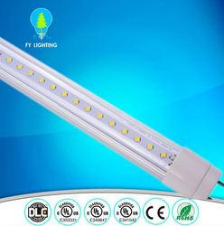 New design dimmable t8 led tube light AC10-277V isolated driver with 5 years warranty