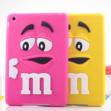 Fashion Case for iPad 2,for iPad 3 Tablet Silicone Cover,Cover Case for iPad 4