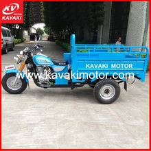 China popular tricycle KV150ZH-A New chinese gas 150cc cargo tricycle
