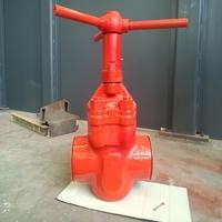 API 6A Demco mud valve mud line valve