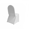 heated white cheap weding spandex folding chair cover