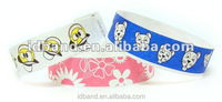 colorful wristband for swimming pool activity