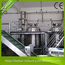 big size wood pieces essential oil extraction machine