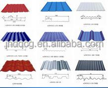 Ral3015 PPGI Galvanized Steel Metal Roof