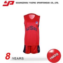 Original Design Breathable Basketball Uniform Images