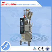 HSU 100Y hot sale automatic low price liquid pure water/milk/honey/oil/ketchup/butter/cooking oil packing machine