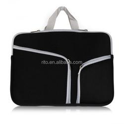 "Warehouse Soft Zipper Carrying Sleeve Bag for Macbook Pro Retina 13"" 15"""