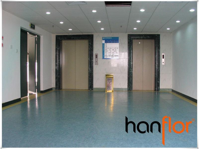 Качество пвх Виниловый лист больница этаж