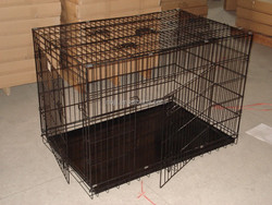 high quality dog products metal dog cage dog crate