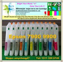 stylus pro7900 cartucho de tinta para epson 7900 de tinta del cartucho de recarga