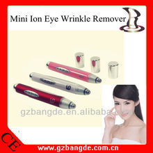 Handheld ion eye bags removing pen for facial beauty care BD-M001