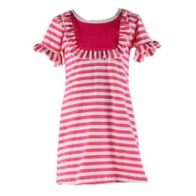 2015 boutique cute kids dresses for girls cotton ruffle kids casual dresses clothing wholesale sexy strip dresses